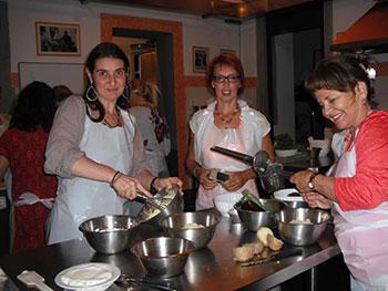 italian cooking courses in florence