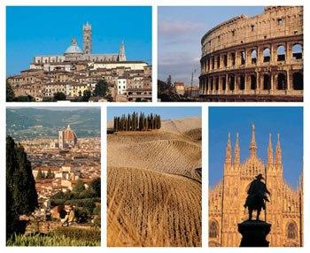language and culture course Italian Tour in florence