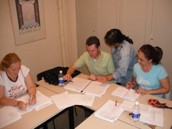 italian teacher courses in florence