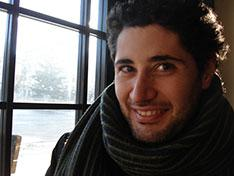 Alessandro Roffi student of italian language in florence