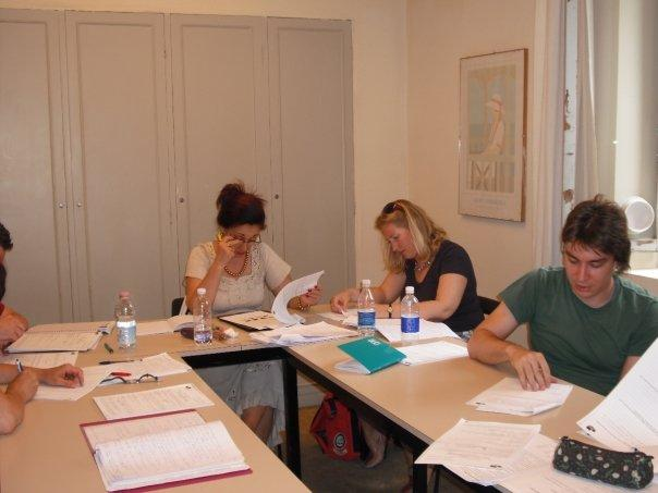 intensive italian course Plus 5&10 in florence